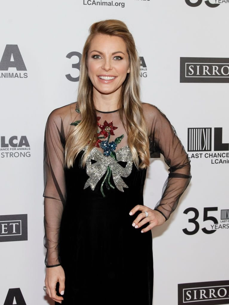 Crystal Hefner attending the Last Chance for Animals' 35th Anniversary Gala. Source | Photo: Getty Images