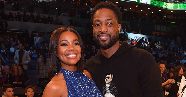 Dwyane Wade Felt His Daughter Kaavia's Picture Is the Perfect Reaction to the Upcoming NBA Comeback