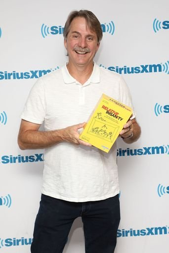 Jeff Foxworthy at the SiriusXM Studios on September 5, 2018 in New York City.   Source: Getty Images