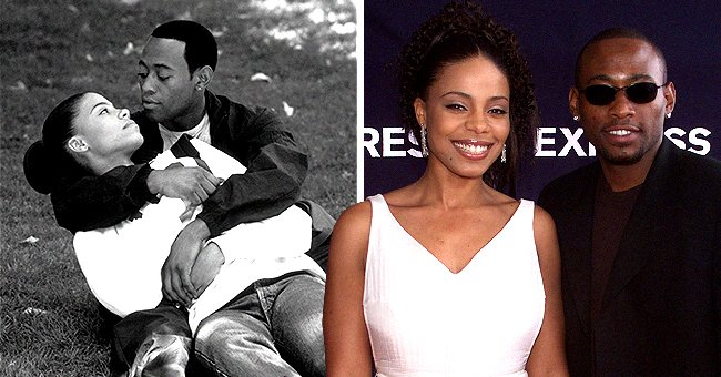 Omar Epps and Sanaa Lathan of 'Love & Basketball' Were Dating in Real Life