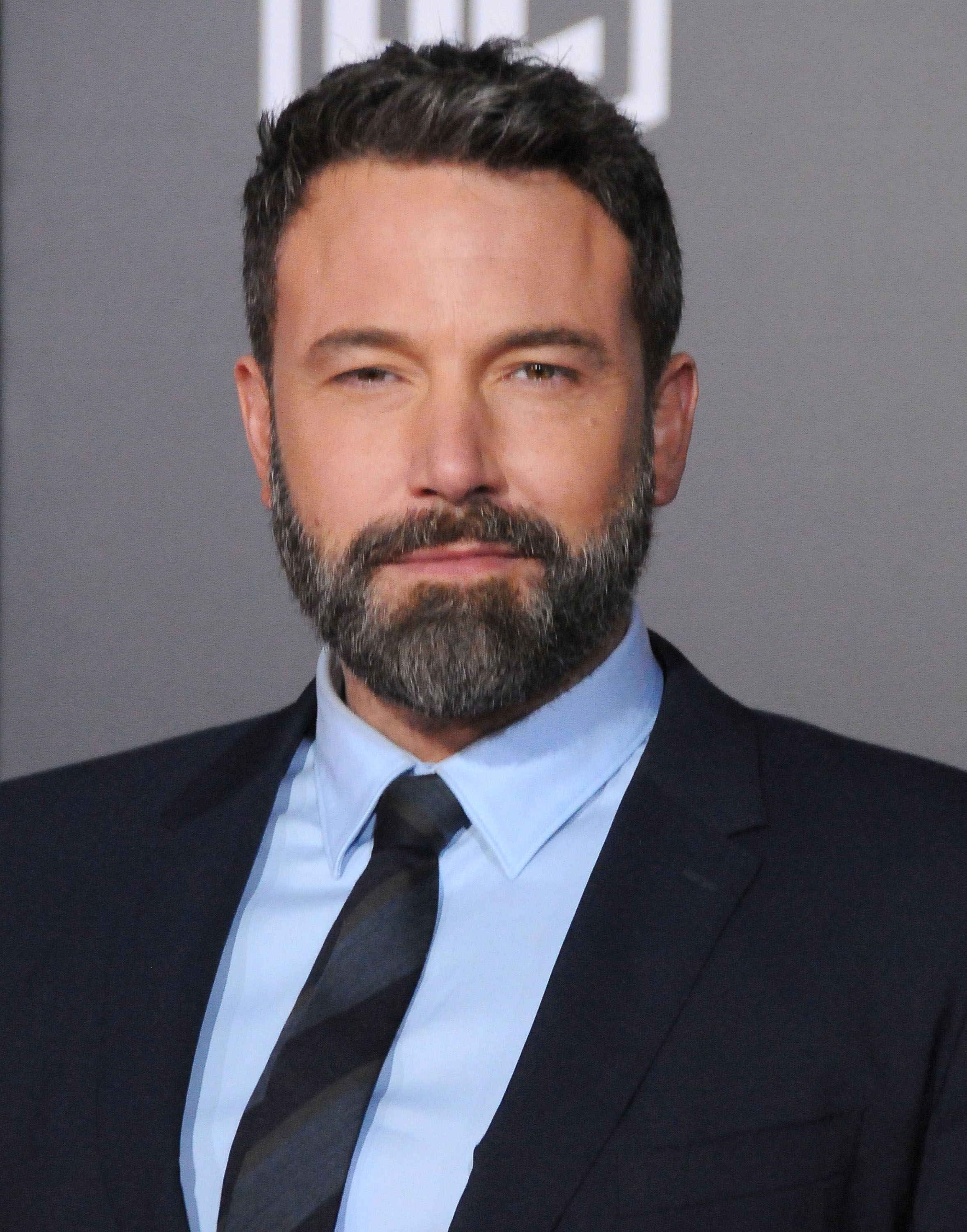 Ben Affleck attends the premiere of Warner Bros. Pictures' 'Justice League' at Dolby Theatre on November 13, 2017. | Source: Getty Images