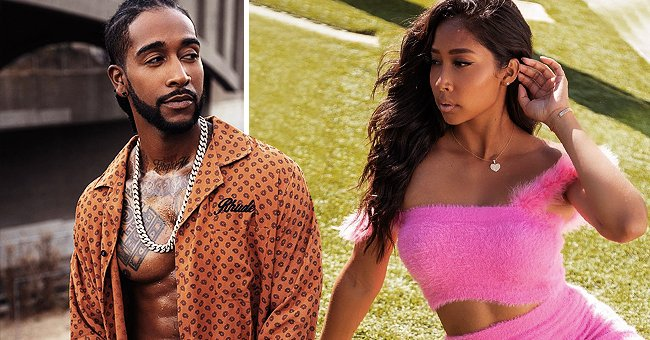 Apryl Jones' Ex Omarion Gives Glimpse of His Chiseled Physique in Birthday Pic Amid Lil Fizz Dating Drama