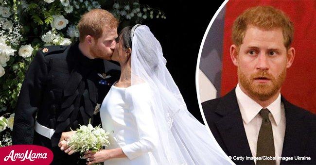 """Les néo-nazis veulent tuer le Prince Harry, le qualifiant de """"traître à sa race"""" pour avoir épousé Meghan Markle"""