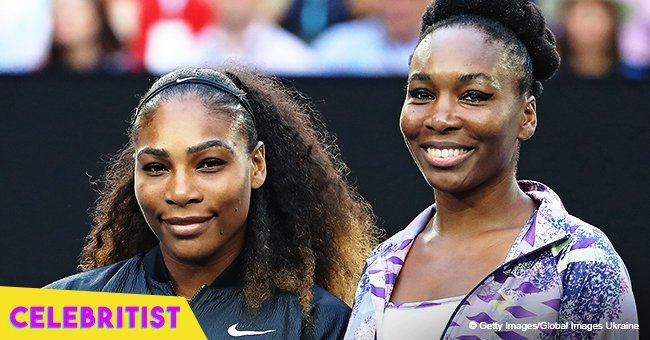 Venus Williams shares photo showing support to sister Serena after her Wimbledon loss