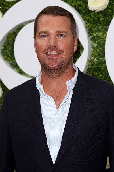 Chris O'Donnell at CBS Studios - Radford on August 1, 2017 in Studio City, California | Photo: Getty Images