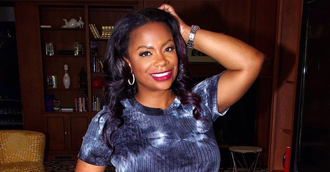 Check Out Kandi Burruss' Chic Tie-Dye Outfit That Is Perfect for a Summer Look