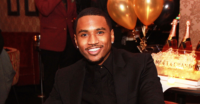 Trey Songz Shares FaceTime Live Photo of His Adorable Son Noah