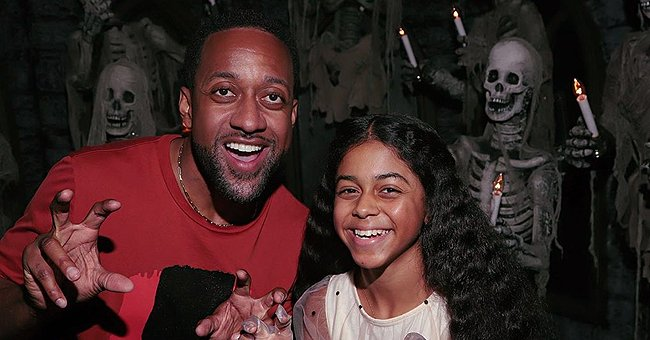 'Family Matters' Star Jaleel White Shares Photo with His Daughter Samaya Showing Her Long Hair