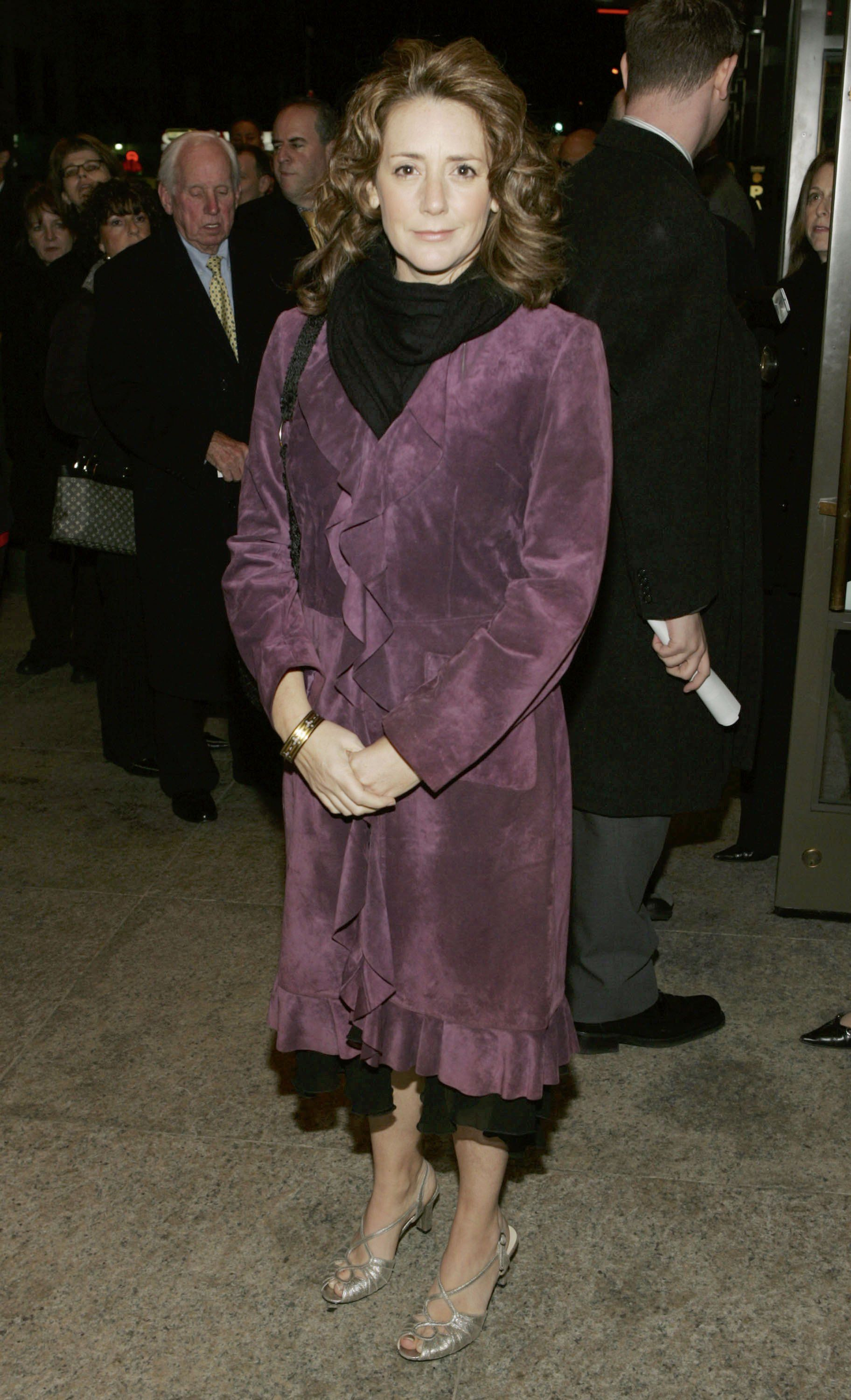 "Talia Balsam at the opening night of ""What the Bleep!?: Down the Rabbit Hole"" in 2006 in New York 