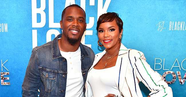 See LeToya Luckett's New Maternity Photos Shot in Her Kitchen