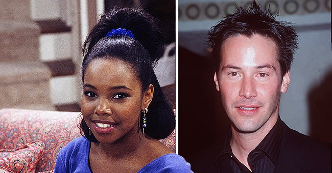 Kellie S Williams from 'Family Matters' Once Revealed 'Matrix' Star Keanu Reeves Was Her 1st Celebrity Crush