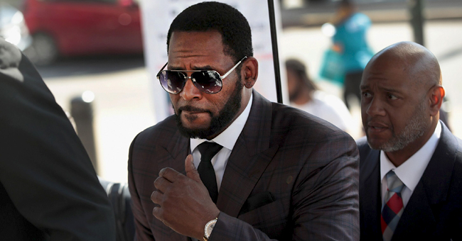 R Kelly Misses Another Court Hearing over Infected Toe Which He Fears Might Get Stepped On