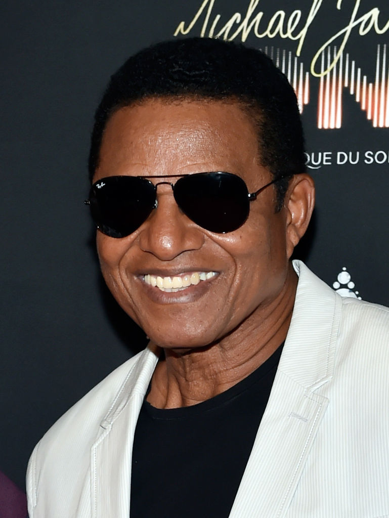 Jackie Jackson. Image Credit: Getty Images