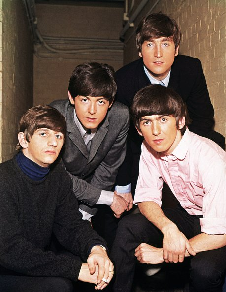 Ringo Starr, Paul McCartney, John Lennon, and George Harrison pose for a portrait in circa 1965. | Photo: Getty Images