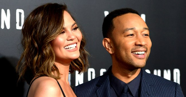 Chrissy Teigen and John Legend Are Expecting Baby No 3 – Check Out the Host's Growing Baby Bump