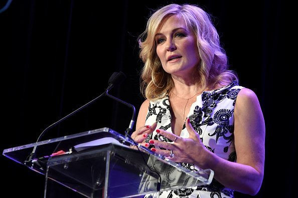 Amy Carlson attends the 2018 Muhammad Ali Humanitarian Awards in Louisville, Kentucky | Photo: Getty Images