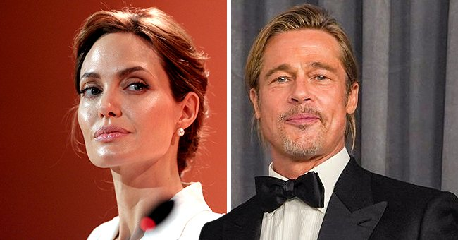 Us Weekly: Angelina Jolie Will Never Forgive Brad Pitt after He Won Joint Custody of Kids