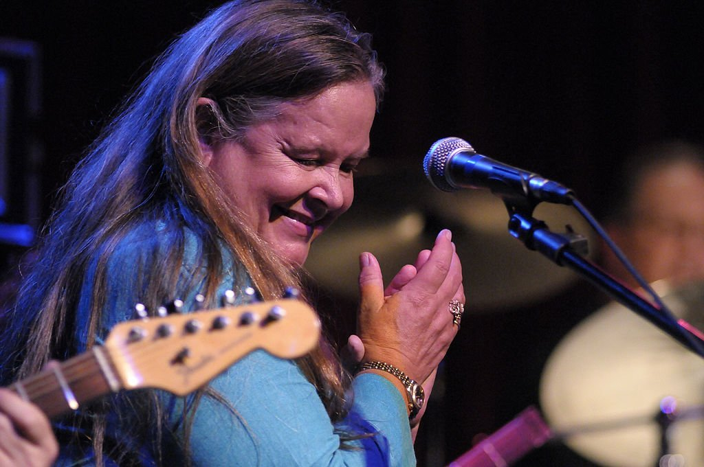 Tracy Nelson performs at the 40th Anniversary Celebration of Exit In | Photo: Getty Images
