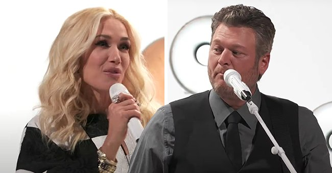 Watch Blake Shelton and Gwen Stefani Perform on Stage for the First Time since Engagement News