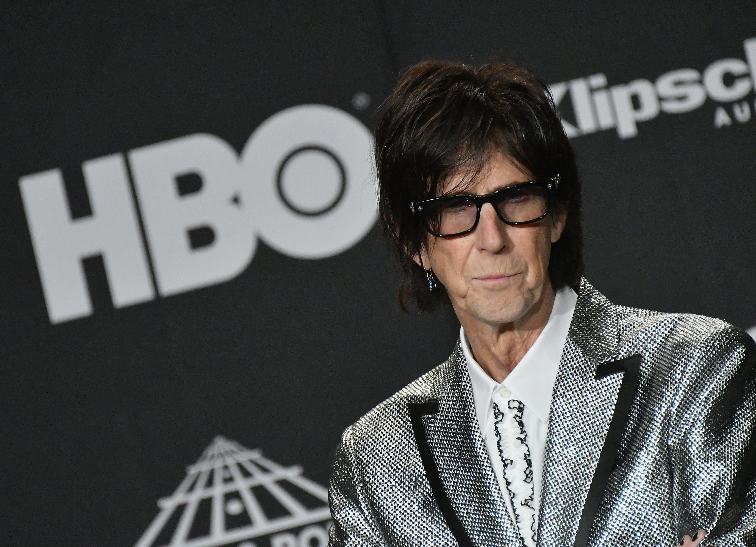 Ric Ocasek attends the Rock & Roll Hall of Fame Induction Ceremony in Cleveland, Ohio on April 14, 2018 | Photo: Getty Images