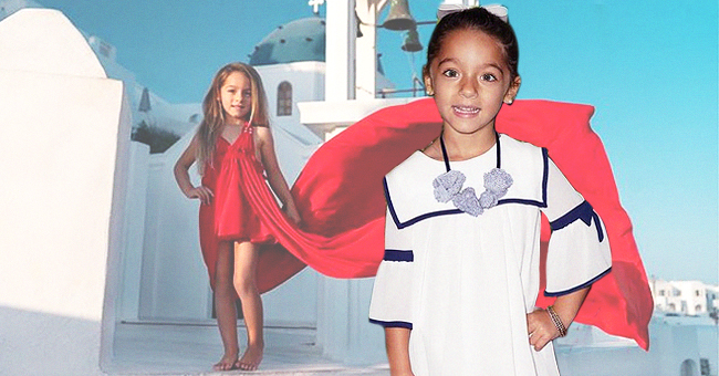 Adamari López prueba que Alaïa se ha transformado completamente en una estrella