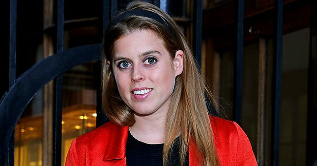 Princess Beatrice Looks Gorgeous in Never-Before-Seen Magazine Cover Photo