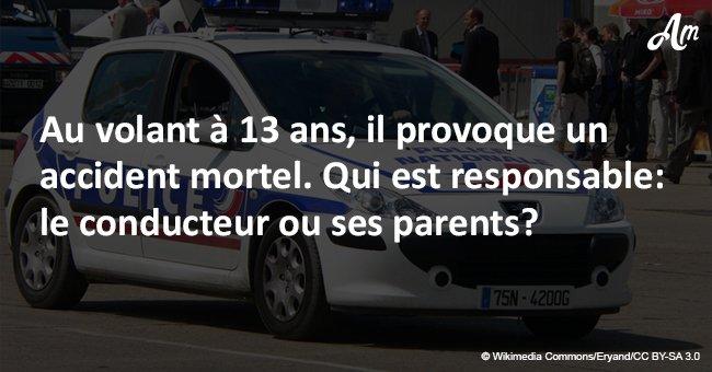 Un homme de 49 ans a été tué par une voiture conduite par un garçon de 13 ans à Aix-en-Provence