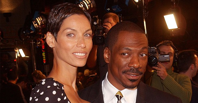 Eddie Murphy's Daughter Zola Poses with Mom Nicole and Her Cute Siblings in a Throwback Photo