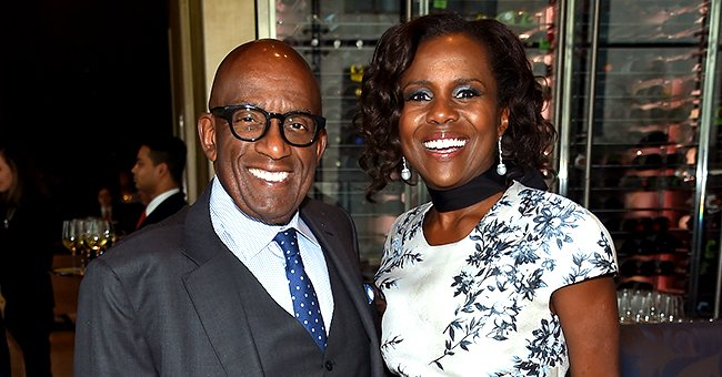 Al Roker and Wife Deborah Roberts Have Been Married for 25 Years — a Glimpse of Their Enduring Love Story