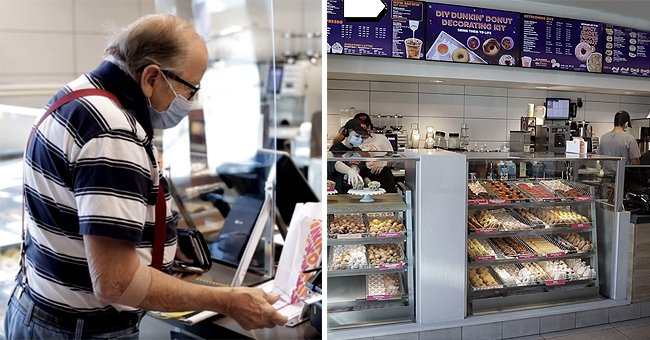 81-Year-Old Leaves Huge Tip for Donut Shop Staff Who Now Call Him Grandpa — the Story Is So Touching