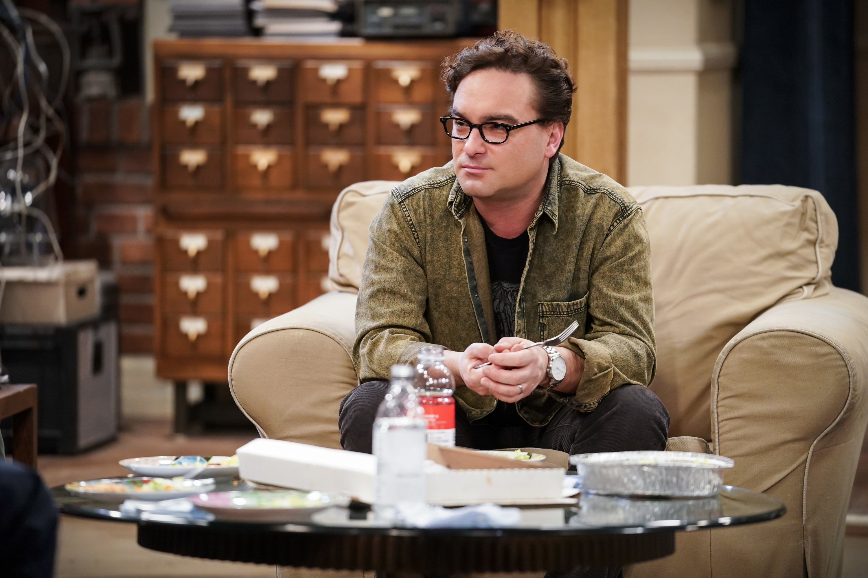 """Leonard Hofstadter aus """"The Big Bang Theory"""" 