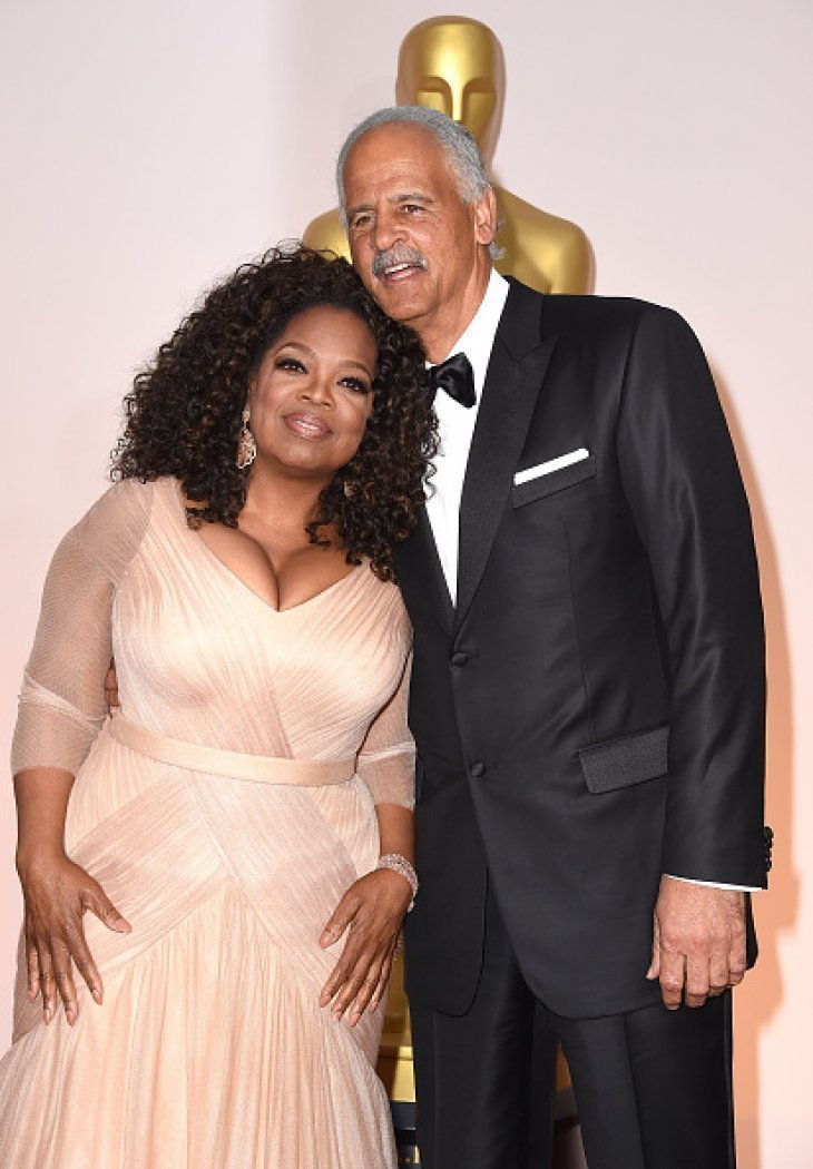 Oprah Winfrey and Stedman Graham at the Wallis Annenberg Center on February 22, 2015 in Beverly Hills, California | Source: Getty Images/Global Images Ukraine