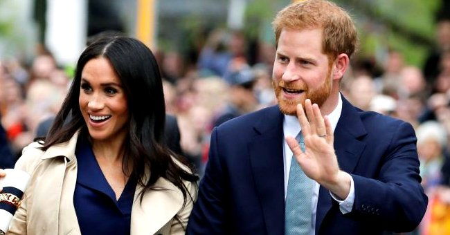 Meghan & Harry's Exit from the Royal Family to a Become Lifetime Movie — Here Are the Details