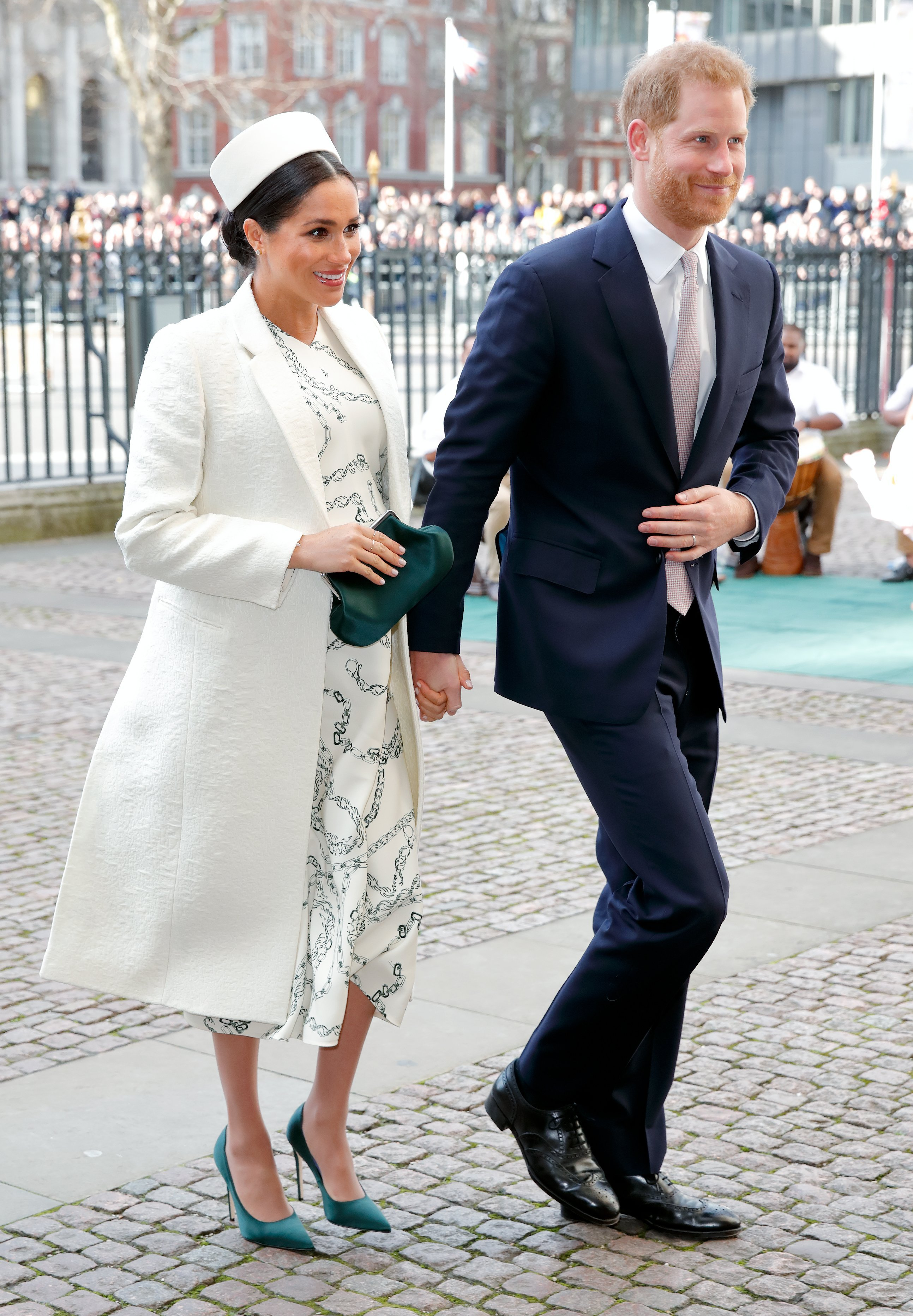 Meghan Markle and Prince Harry on Commonwealth Day in March 2019 | Photo: Getty Images