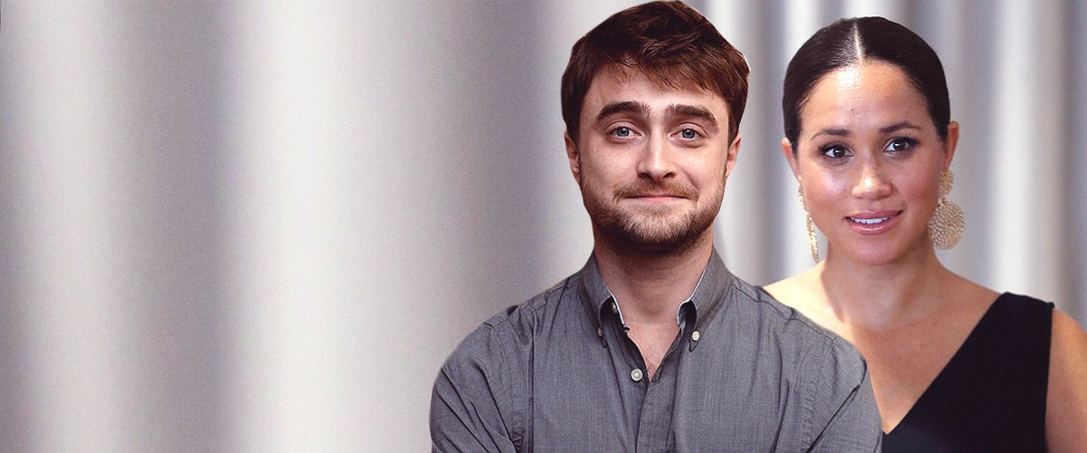 'Harry Potter' Star Daniel Radcliffe Says He Feels 'Really Terrible' for Meghan Markle