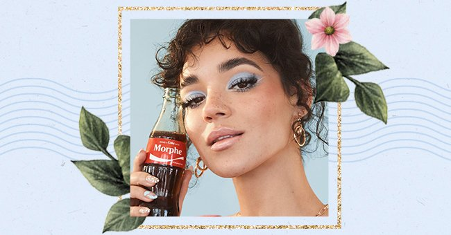 Morphe Announces Another Sparkly Collection With Coca-Cola