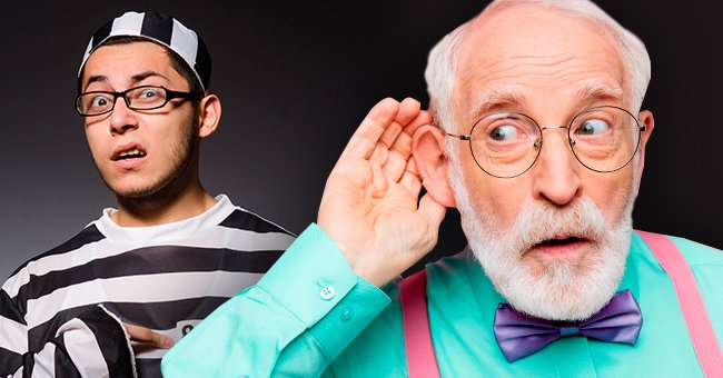 Parable of the Day: An Old Man Spread Rumors about His Neighbor