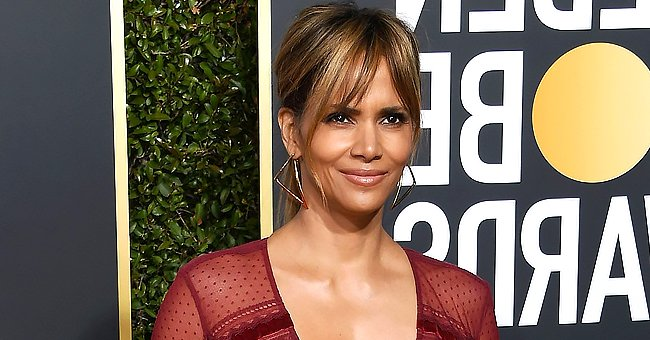 Check Out Halle Berry, 54, Flaunt Her Gorgeous Legs While Rocking Disputed Socks with Sandals