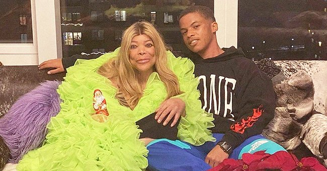 Wendy Williams Reveals How She Celebrated the Holiday with Only Son Kevin in a Rare Joint Photo