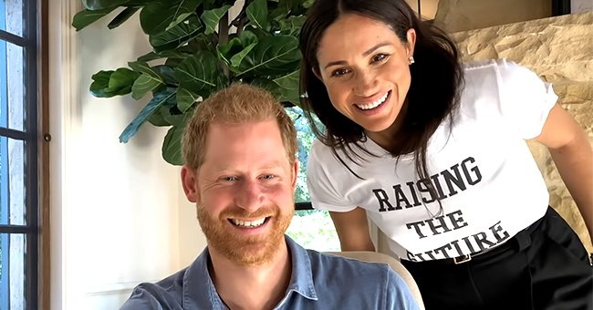 Meghan Markle Rocks a $33 'Raising the Future' T-Shirt in Trailer for Harry's New Documentary