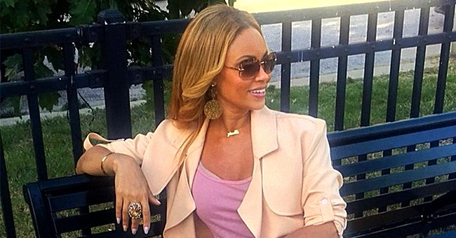 See Rare Photo RHOP Star Gizelle Bryant Shared of Twin Daughter Who Resembles Her Dad Jamal