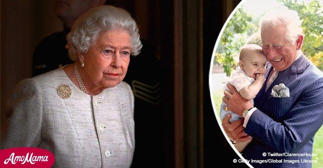 Le prince Louis aurait dû naître sans titre royal, mais sa grand-mère la reine avait un rôle à jouer