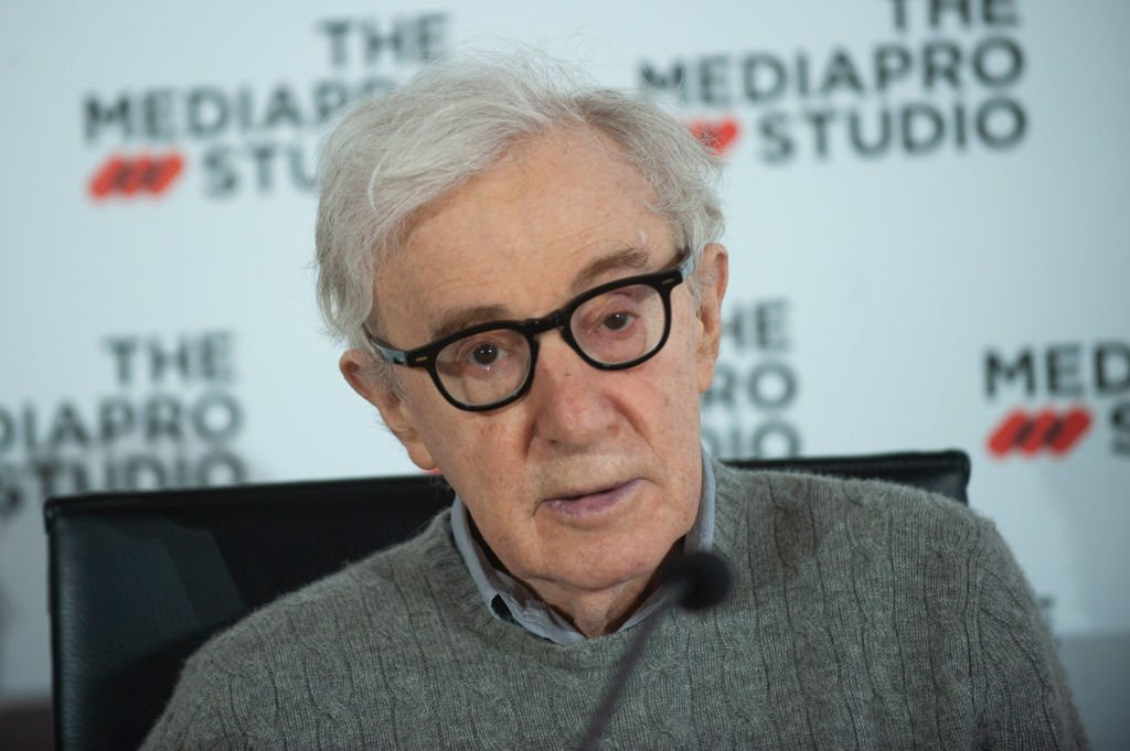 Woody Allen.| Fuente: Getty Images