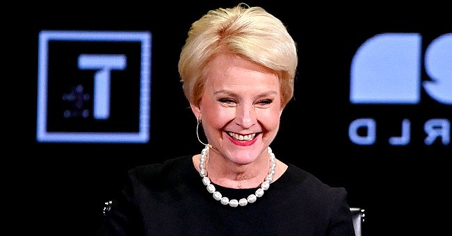 Cindy McCain Melts Hearts as She Posts Cute Photo with Her Granddaughter Liberty