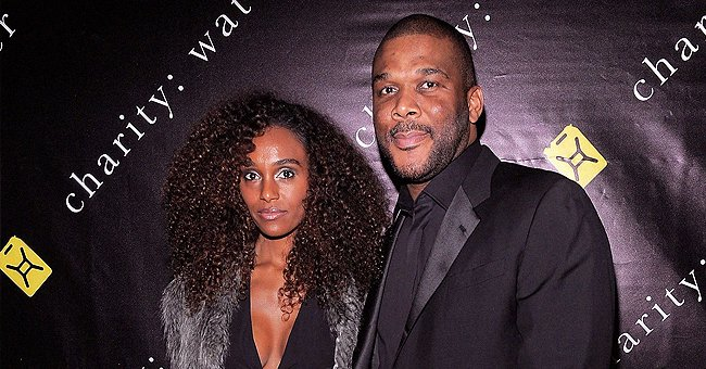 Mother of Tyler Perry's Son Gelila Bekele Looks Beautiful in This Photo Wearing a Denim Outfit