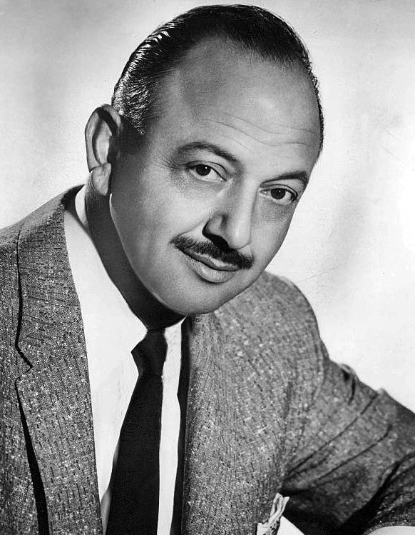 Publicity photo of Mel Blanc, 1959. | Source: Wikimedia Commons