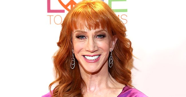 Kathy Griffin at the 24th Annual Race to Erase MS Gala at The Beverly Hilton Hotel on May 5, 2017, in Beverly Hills, California | Photo: Tommaso Boddi/Getty Images