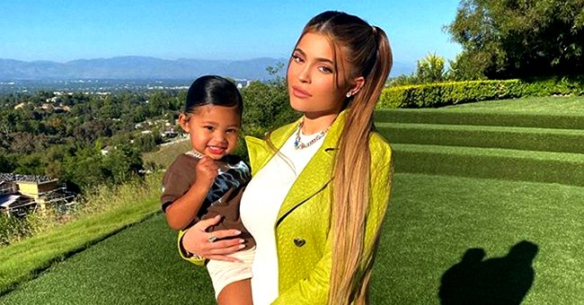 Daily Mail: See the Gorgeous Gift That Kylie Jenner Allegedly Bought Her Daughter Stormi Webster