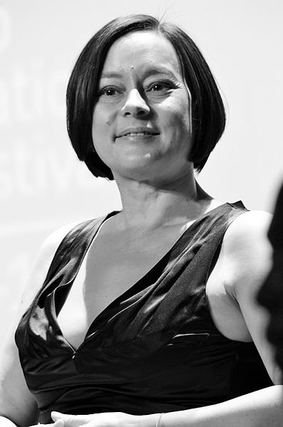 Canadian-American actress Meg Tilly at the Toronto International Film Festival. | Source: Wikimedia Commons