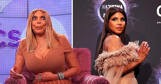 Wendy Williams Says She's Confused after Pointing out Toni Braxton Wasn't Wearing Engagement Ring at the 2019 AMAs